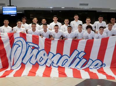 La Sub 20 va a Chile buscando un lugar en el Mundial