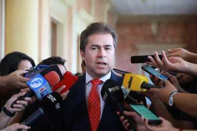 Gobierno afirma que no permitirá una injusticia contra el Paraguay en caso Arrom-Martí
