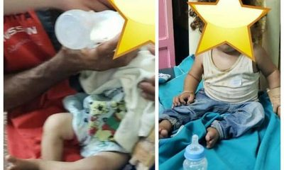 Dos niños con desnutrición severa ingresaron al Hospital Regional de CDE