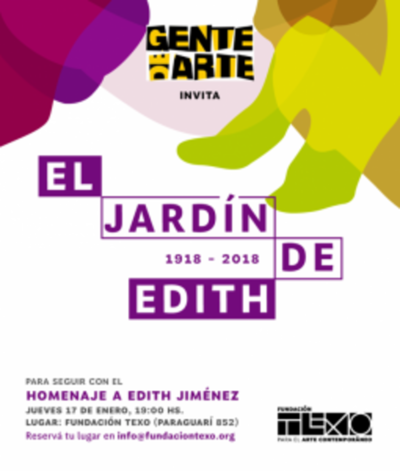 Homenajearán a expintora y grabadora Edith Jiménez