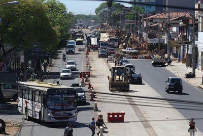 Denunciarán a exministro del MOPC por obras inconclusas del Metrobús