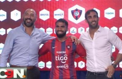 Cerro Porteño continúa reforzándose para el 2019