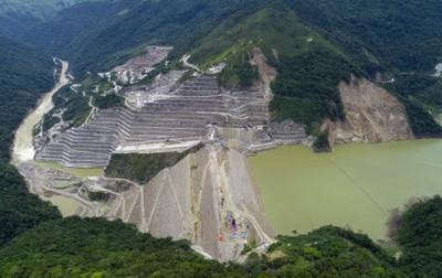Nueva falla en proyecto hidroeléctrico amenaza a comunidades colombianas