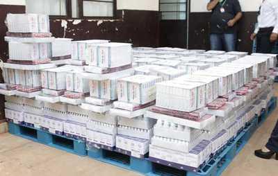Itaipú entregó lote de medicamentos para los centros asistenciales de Concepción