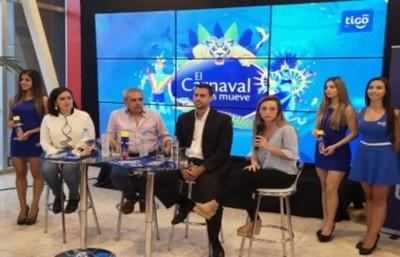 TIGO trae el Carnaval Encarnaceno 2019