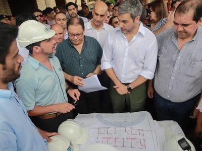 Marito llama a sectores políticos a trabajar y olvidar el pasado