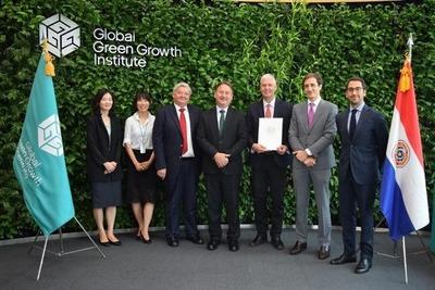 Paraguay es nuevo miembro de organismo internacional que promueve el crecimiento verde