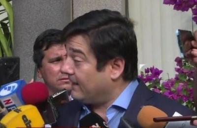 Presentan denuncia en contra de ex Ministro del MOPC