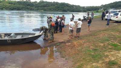 Hallan cuerpo de herrero que desapareció en el Paraná