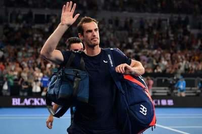 El tenis mundial rinde tributo a Andy Murray