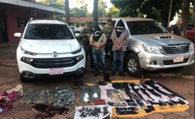 HOY / Caen dos hombres por secuestros exprés: se hacían pasar por epepistas