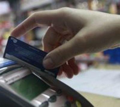 No descuides tu tarjeta de crédito ni cuando vas de compras