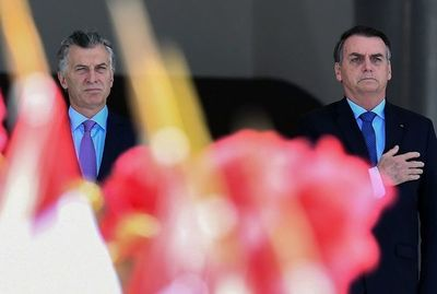 "Bolsonaro recibe a Macri para ""reforzar lazos"" entre Brasil y Argentina"