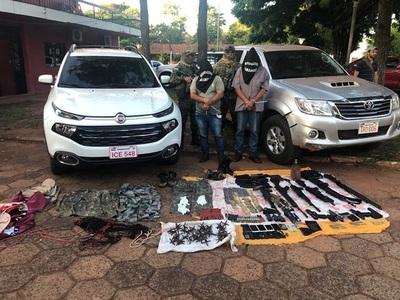 FTC dice haber capturado a secuestradores y extorsionadores