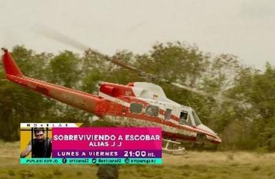 ¡No te pierdas el episodio de hoy de Sobreviviendo a Escobar, Alias JJ!