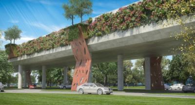 HOY / Luz verde para viaductos en la zona del Botánico