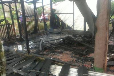 Mala instalación eléctrica habría causado incendio con derivación fatal