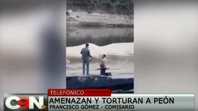 Investigan tortura de un peón viralizada en redes