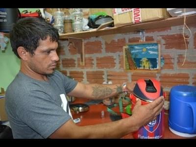 Artesanías de internos serán exhibidas en zona turística de Encarnación