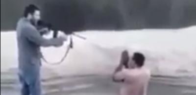 Se viraliza video de una tortura