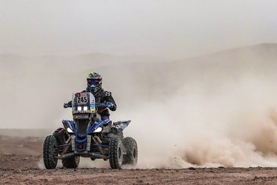 Sanabria pierde terreno en Dakar 2019