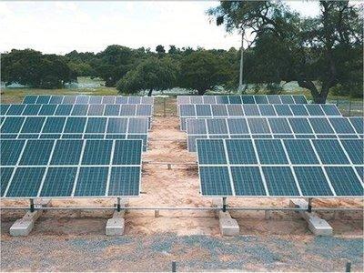 Planta de energía solar beneficiará a casi 3.000 chaqueños