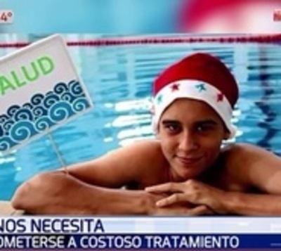 """""""Alex nos necesita"""": Joven debe someterse a costoso tratamiento"""