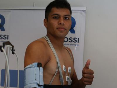 Robert Rojas pasó las pruebas de rigor y está para firmar por River Plate