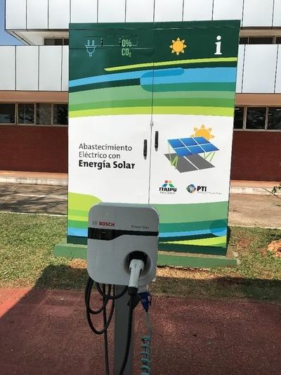 PTI y Petropar presentarán prototipo de cargadores de autos eléctricos