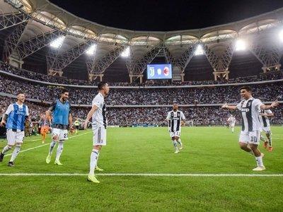 Cristiano gana su primer título con Juventus