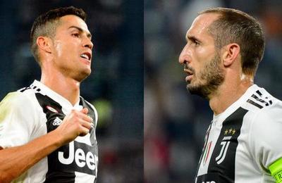 La triste confesión de Giorgio Chiellini sobre su compañero Cristiano Ronaldo