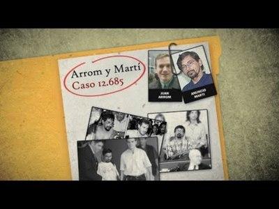Cronología del caso Arrom y Marti