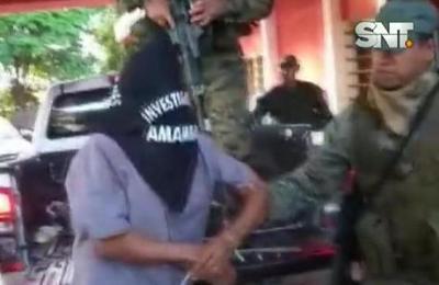 Pedro Juan Caballero: detienen a dos presuntos secuestradores