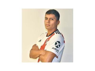 Robert Rojas se sumó a River Plate