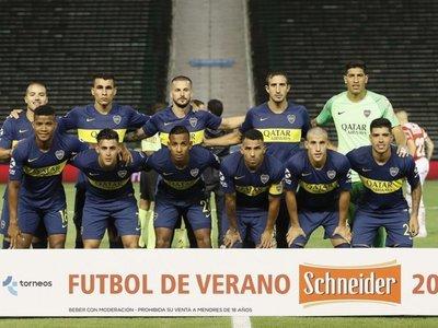 Junior Alonso se estrena con derrota en Boca Juniors
