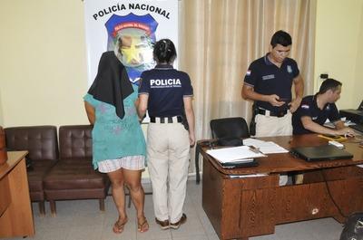 Menor era prostituida por su propia madre, quien fue detenida