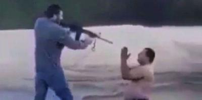 """Identifican a estafador como el que """"torturó"""" con fusil a peón"""