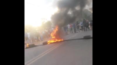 HOY / Desalojo en Limpio: incidentes entre invasores y policías