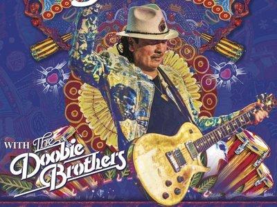 Santana celebrará aniversarios de Woodstock y Supernatural