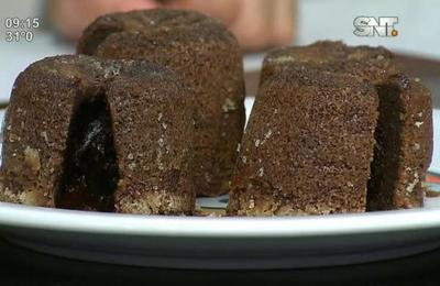 La Cocina de Cada Día: Volcán de chocolate