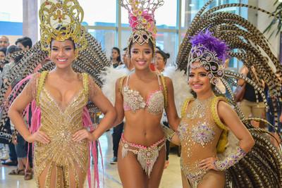 Empresa de telefonía presentó el Carnaval Encarnaceno 2019