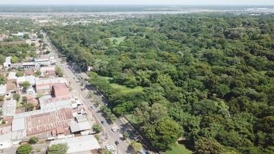 """HOY / Vecinos del Botánico, en pie de guerra contra viaducto: """"Esto es un mal llamado progreso"""""""