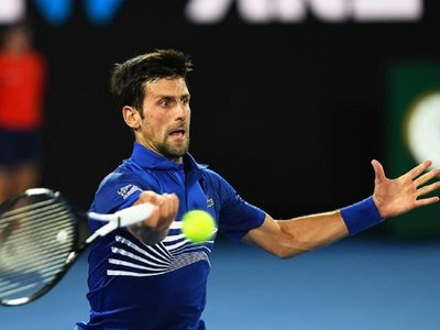 Djokovic no duda, Zverev en apuros y Thiem eliminado