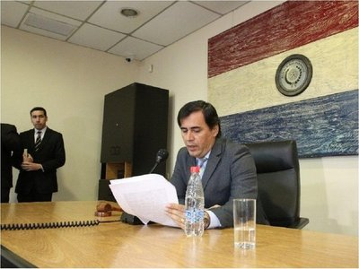 Juez Rubén Ayala Brun adelanta que renunciará