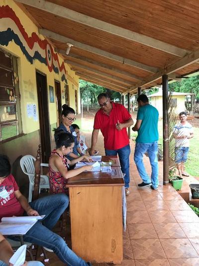 Candidatos a intendente de Puerto Adela se inscribieron
