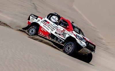 Catarí Al-Attiyah gana su tercer Rally Dakar