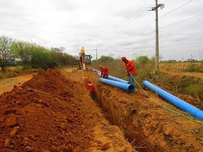 En marzo iniciarán pruebas de las tuberías del acueducto