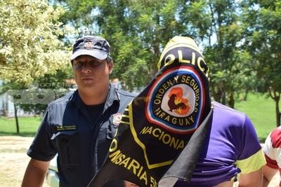 Detuvieron a Gregorio Papo Morales en Villarrica
