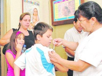 No es recomendable volver a vacunarse contra fiebre amarilla