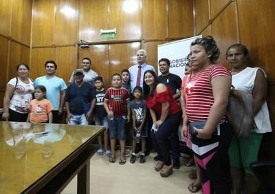 MOPC indemnizó a familias afectadas por obras de la Costanera Norte II